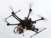 Appareil-photo-hélicoptère Photo libre de droits