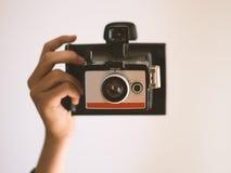 Appareil-photo instantané Photos libres de droits