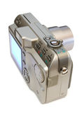 Appareil photo numérique compact Photos stock