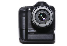 Appareil photo numérique de DSLR Photos libres de droits