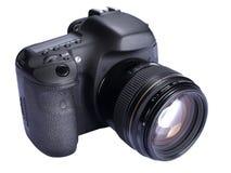 Appareil photo numérique de DSLR photos stock