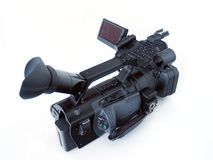 Appareil photo numérique de HDV photographie stock libre de droits