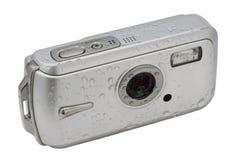Appareil photo numérique imperméable à l'eau Photographie stock libre de droits