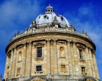 Appareil-photo Oxford de Radcliffe Photographie stock libre de droits