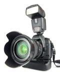 Appareil-photo professionnel Photographie stock libre de droits
