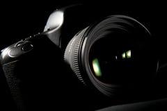 Appareil-photo professionnel de Digitals Image libre de droits