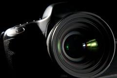 Appareil-photo professionnel de Digitals Photo stock