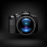 Appareil-photo Vecteur Images stock