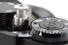 appareil-photo vieux Photos libres de droits