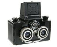 appareil-photo vieux Photos stock