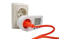 Appareillage électrique Photos libres de droits