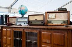 Radios de cru Images libres de droits