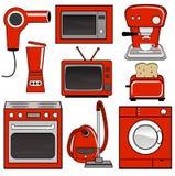 Appareils électroménagers Photos stock