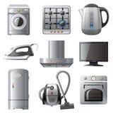 Appareils électroménagers Photographie stock