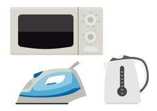 appareils électroménagers Image stock