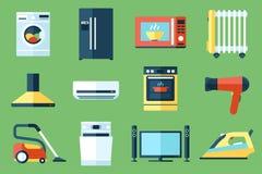 appareils électroménagers Photographie stock libre de droits