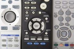Appareils électroniques à la maison Images libres de droits