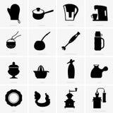 Appareils de cuisine (partie 2) illustration libre de droits