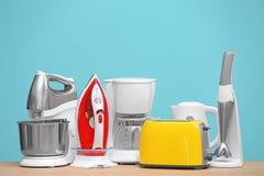Appareils de ménage et de cuisine Photo libre de droits