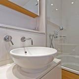 Appareils de salle de bains Images stock