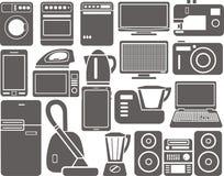 Appareils ménagers Photographie stock libre de droits