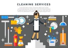 Appareils ménagers d'illustration plate illustration de vecteur