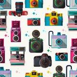 appareils-photo illustration stock