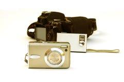 Appareils-photo photos stock