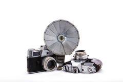 appareils-photo Photo stock