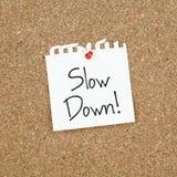 Appareils-photo de vitesse en fonction Photographie stock