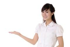 Apparence de femme d'affaires images stock