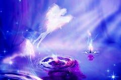 Apparenza magica del fairy illustrazione vettoriale