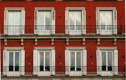 Appartamenti fotografia stock libera da diritti