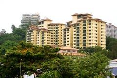 Appartamenti immagine stock