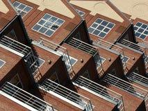 Appartamenti Immagine Stock Libera da Diritti