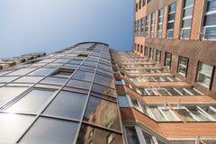Appartamenti da vendere, nuova casa, alloggio di lusso Immagini Stock Libere da Diritti
