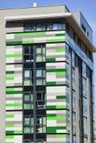 Appartamenti dell'appartamento del blocchetto di torre Immagini Stock