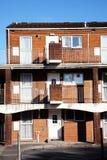 Appartamenti dell'appartamento della sala del consiglio Immagini Stock Libere da Diritti