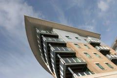 Appartamenti di Contempory fotografie stock libere da diritti