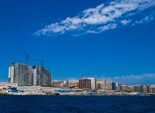 Appartamenti di festa a Malta Fotografia Stock Libera da Diritti