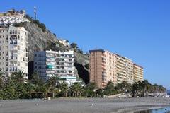 Appartamenti di festa (Spagna) Fotografia Stock Libera da Diritti
