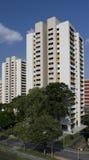 Appartamenti di HDB a Singapore Fotografie Stock