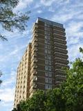 Appartamenti di Londra Fotografia Stock