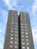 Appartamenti di Londra Fotografie Stock