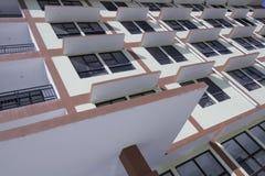 Appartamenti di progettazione moderna fotografie stock
