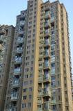 Appartamenti di Shaoxing Cina Fotografie Stock