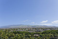 Appartamenti e condomini di Maui, HI Fotografia Stock Libera da Diritti