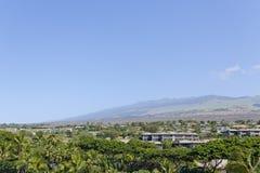 Appartamenti e condomini di Maui, HI Fotografia Stock