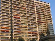 Appartamenti ed appartamenti Immagine Stock Libera da Diritti