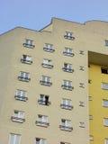Appartamenti ed uffici Immagini Stock
